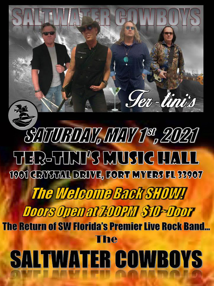 Saltwater Cowboys Live show in Fort Myers, FL